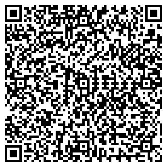 QR-код с контактной информацией организации БУДМОНТАЖСЕРВИС