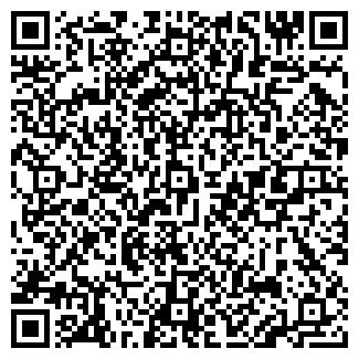 QR-код с контактной информацией организации ТРЕК, ЧП