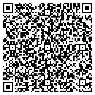 QR-код с контактной информацией организации АО ОЛИМП