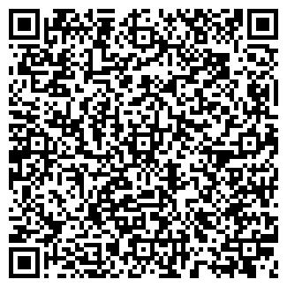 QR-код с контактной информацией организации МТД, ООО