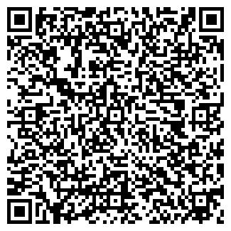 QR-код с контактной информацией организации АЛЛАДИН ЧФ