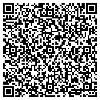 QR-код с контактной информацией организации ООО ИРИСА