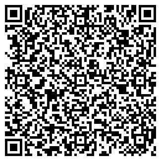 QR-код с контактной информацией организации ООО БУСОЛ НПФ