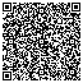 QR-код с контактной информацией организации ДАТАСКАН ДЧП