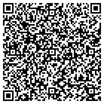 QR-код с контактной информацией организации ТРИОНОН, ТУРОПЕРАТОР, КП