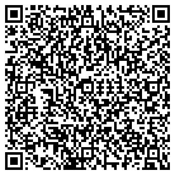 QR-код с контактной информацией организации УКРВЕСТПРОЕКТ, ЧФ