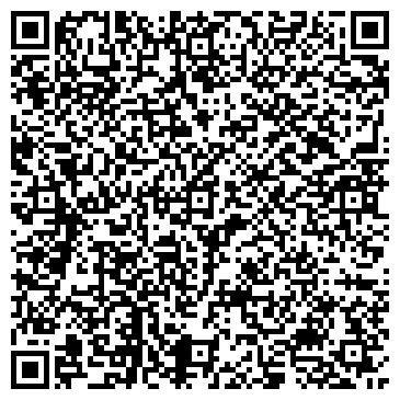 QR-код с контактной информацией организации ТОО «RailCargo»