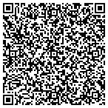 """QR-код с контактной информацией организации ИП Салон штор """"Гардиньера"""""""
