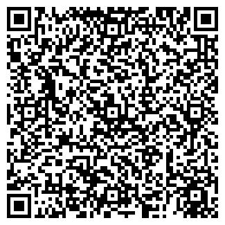 QR-код с контактной информацией организации ООО Кафе PizzaRiO
