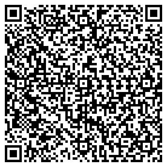 QR-код с контактной информацией организации TUALETSERVIS