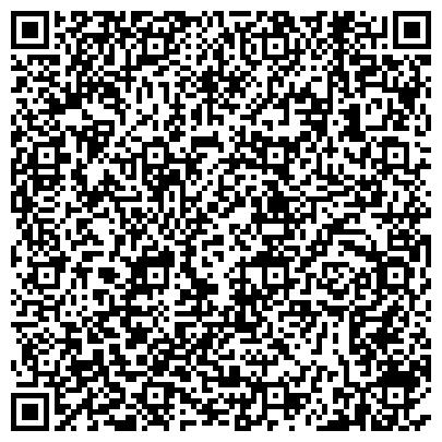 QR-код с контактной информацией организации Частное строительное унитарное предприятие  «ГрандисПлюс»