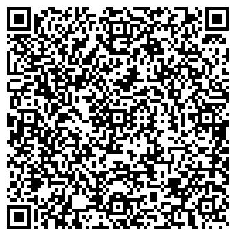 QR-код с контактной информацией организации ООО ФРАМ