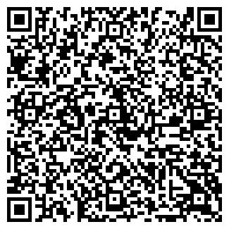 QR-код с контактной информацией организации PEUGEOT