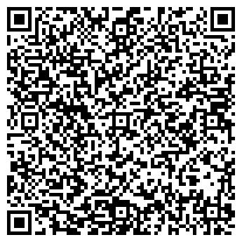 QR-код с контактной информацией организации ООО ТОО KAZNANO