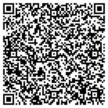 QR-код с контактной информацией организации ГЕНОМЕД