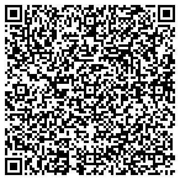 QR-код с контактной информацией организации Place Overseas