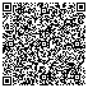 QR-код с контактной информацией организации ООО TRAVEL BANK