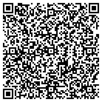 QR-код с контактной информацией организации ЗАО Райлана