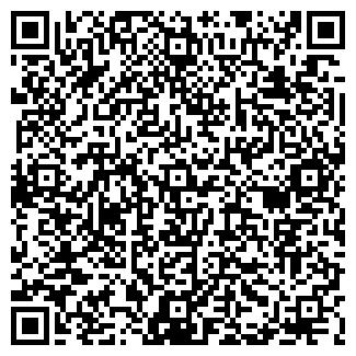 QR-код с контактной информацией организации ООО БЕНЕВУД