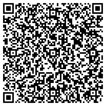 QR-код с контактной информацией организации ООО VIP Resident