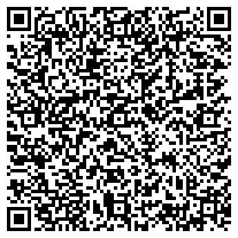 QR-код с контактной информацией организации СЕКРЕТ ЗВЕЗДЫ