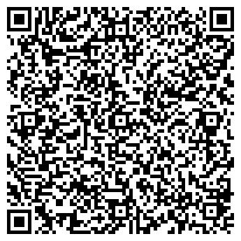 QR-код с контактной информацией организации ООО Вудвин