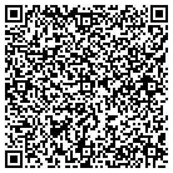 QR-код с контактной информацией организации ООО Олимп