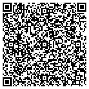 QR-код с контактной информацией организации ДЕТСКИЙ САД № 208