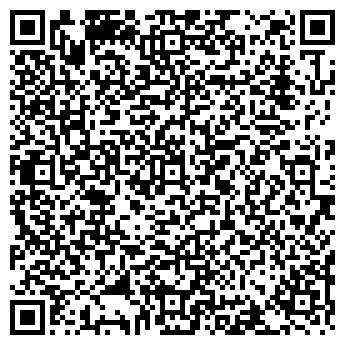 QR-код с контактной информацией организации ДЕТСКИЙ САД № 852
