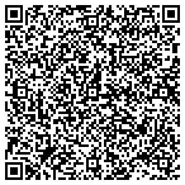 QR-код с контактной информацией организации ООО «ЮниСтрой»