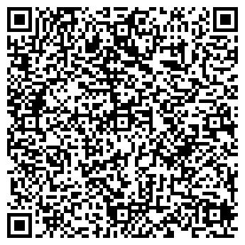 QR-код с контактной информацией организации Такси Подольск