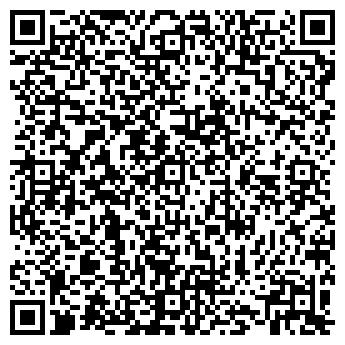 QR-код с контактной информацией организации LTD GalaxyTravel