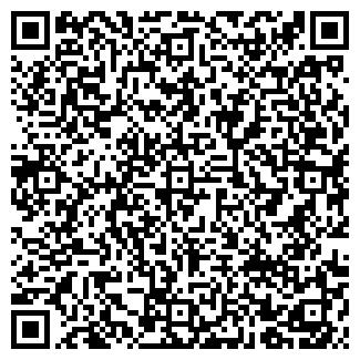 QR-код с контактной информацией организации ВЕФК БАНК