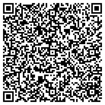 QR-код с контактной информацией организации ООО Клиника АРИСТАРХ