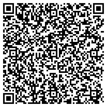 QR-код с контактной информацией организации ООО Ангара-Курьер