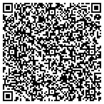 QR-код с контактной информацией организации PEUGEOT НА АВТОЗАВОДСКОЙ