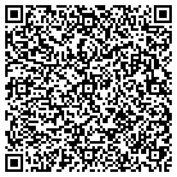 QR-код с контактной информацией организации ООО Брендор