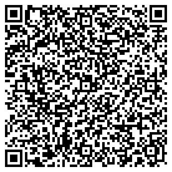 QR-код с контактной информацией организации ИП Салон штор Прованс
