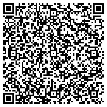 QR-код с контактной информацией организации ТОО ID PARTNERS