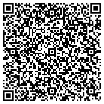 QR-код с контактной информацией организации ТОО SEVA PLAST