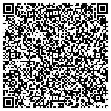QR-код с контактной информацией организации АЛАТЕЯ ТРЕВЕЛ, ООО