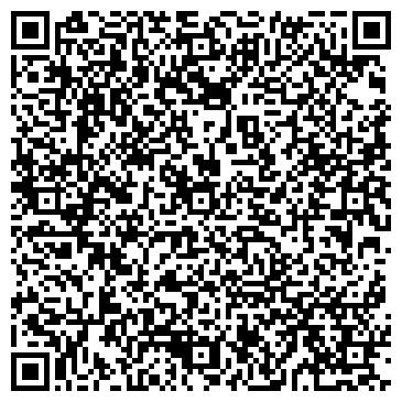 QR-код с контактной информацией организации ИП Ибрагимова А.Н. Ремонт холодильников в Алматы