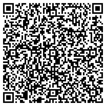 QR-код с контактной информацией организации ООО СП Агора