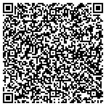 QR-код с контактной информацией организации ООО Пятая передача