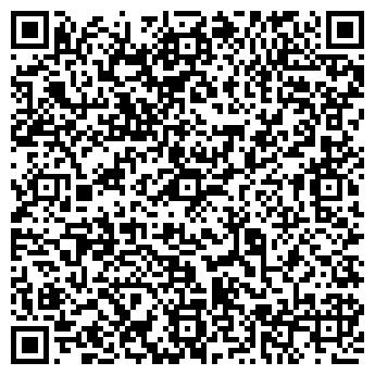 QR-код с контактной информацией организации ФЛП Ткаченко М.Н.