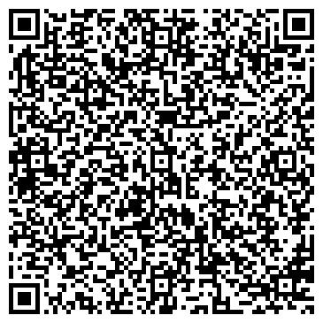 QR-код с контактной информацией организации ООО Мир стальных дверей