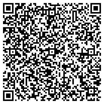 """QR-код с контактной информацией организации """"Kiss of Skies"""""""