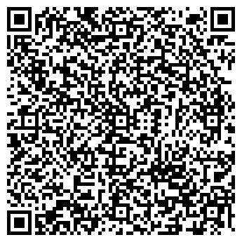 QR-код с контактной информацией организации НОВАЯ АТЛАНТИДА