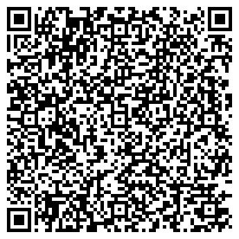 QR-код с контактной информацией организации КАРИБСКИЙ КЛУБ
