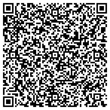 """QR-код с контактной информацией организации ООО Салон """"Sensation"""""""